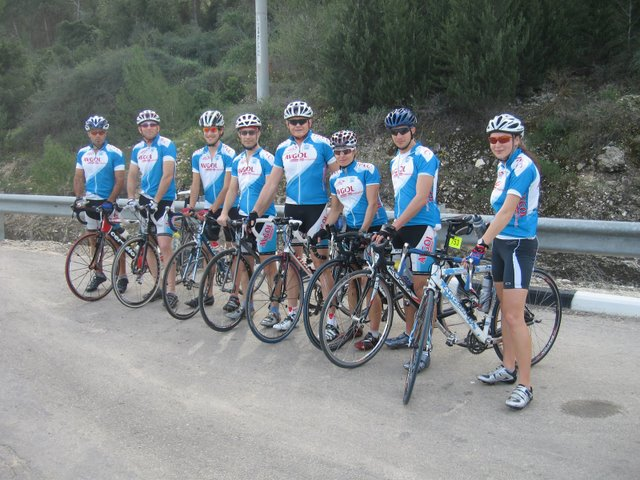 Israels Wheelers Cycling Club